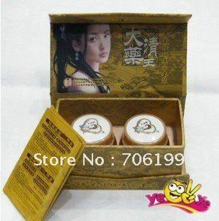Корея марка Да цин ван яо темные пятна удаление эксперта (дневной крем + ночной крем)