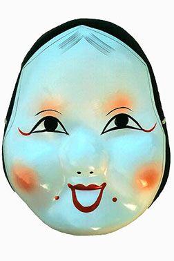 otafuku mask -