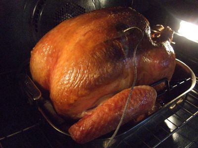 Beer Brined Turkey...say goodbye to boring dried out turkey for the rest of your life!