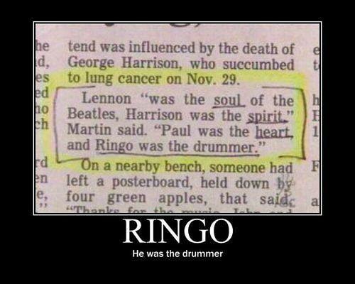 The Beatles' true essence... :P
