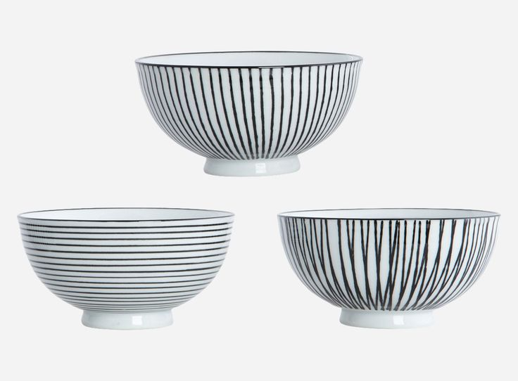 Schöne Muster zum Tassen / Schälchen bemalen http://de.housedoctor.dk/-/kitchen/tableware/Ja0801