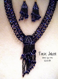 beaded necklace and earrings!: Faux Jabot, Beaded Necklaces, Beading Appreciation, Beading Inspirations, Beadwork, Beads, Bead Jewelry