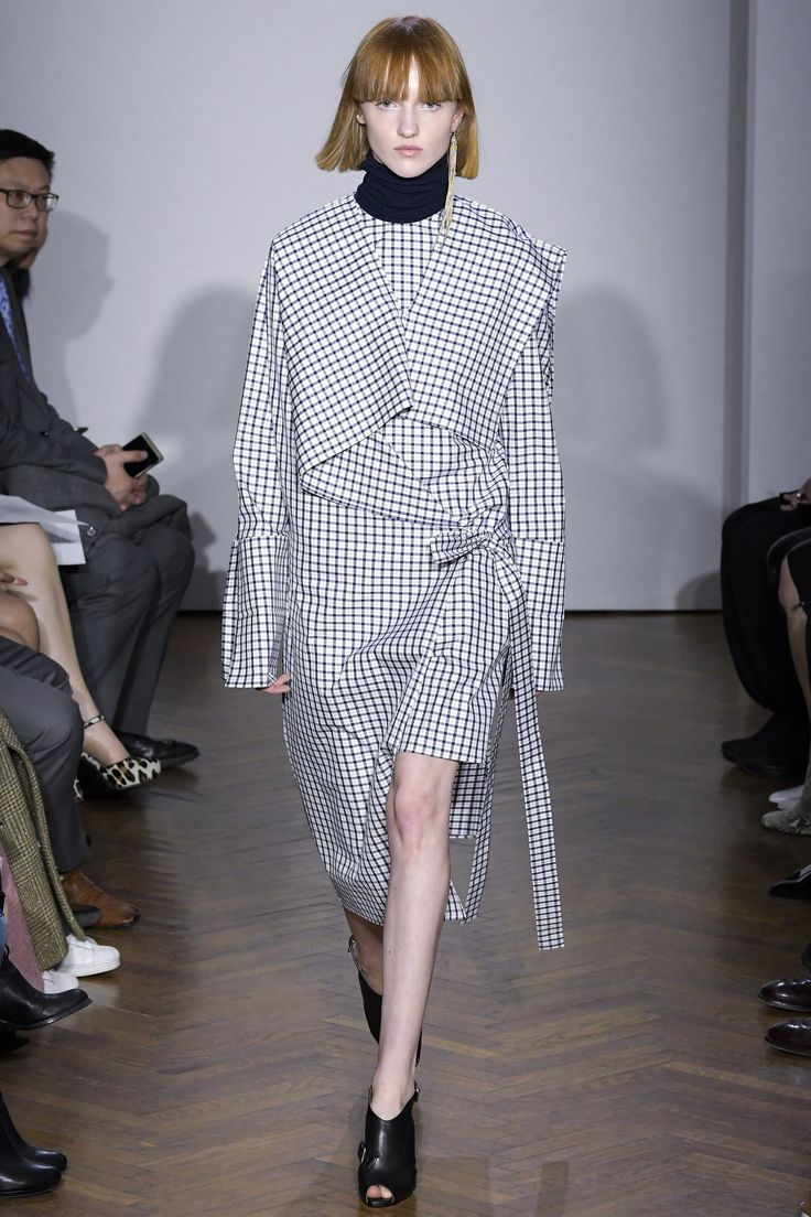Gabriele Colangelo Fall 2017 Ready-to-Wear Collection Photos - Vogue