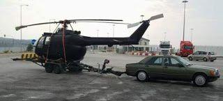 Λιμενικός ήθελε να ελέγξει ελικόπτερο και ο ιδιοκτήτης τον... δάγκωσε!