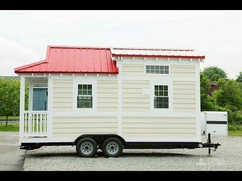Red Shonsie Tiny House by 84 Lumber http://ift.tt/2oJudoT #timBeta