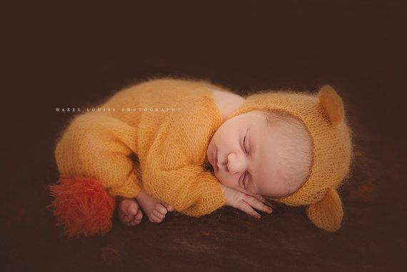 The Lion Cub Set by TaiterTotProps on Etsy
