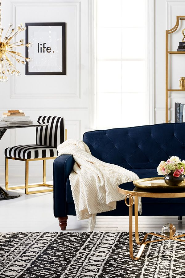 Shop the best glam decor styles at