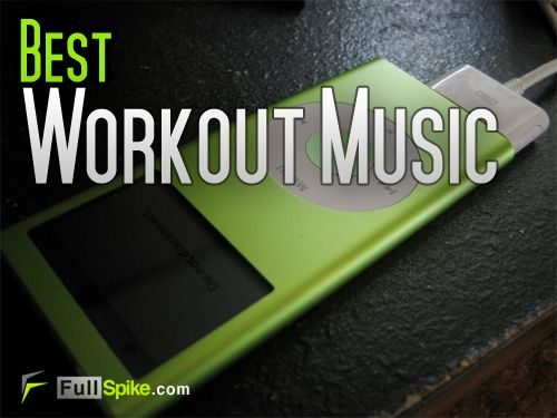 Top Workout Songs (2012 Update)