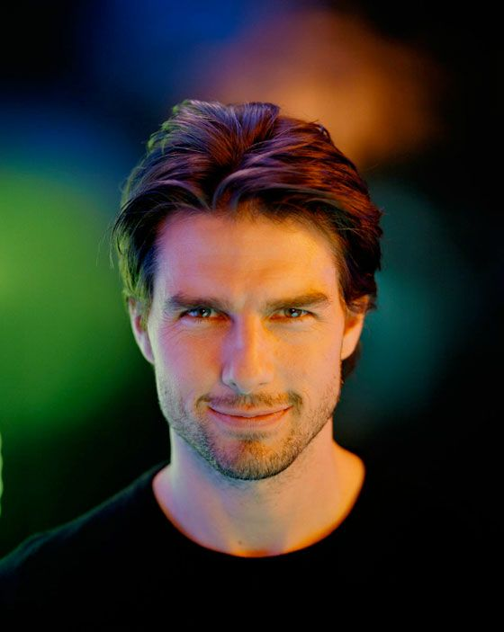 Tom Cruise (Thomas Cruise Mapother IV) (born in Syracuse, New York (USA) on July 3, 1962)