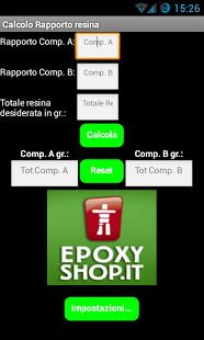 APP ANDROID https://play.google.com/store/apps/details?id=appinventor.ai_maw81maw.Calcolo_Rapporto_Bicomponenti