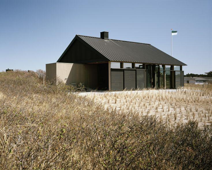 Vakantiehuisje Vlieland - Jelle de Jong architekten