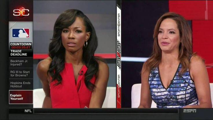 Elle Duncan vs...   ESPN