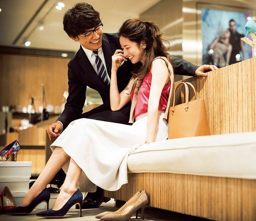 二人で楽しめる!デートに最適な今どきアパレルショップ4選  #エストネーション #森絵里香