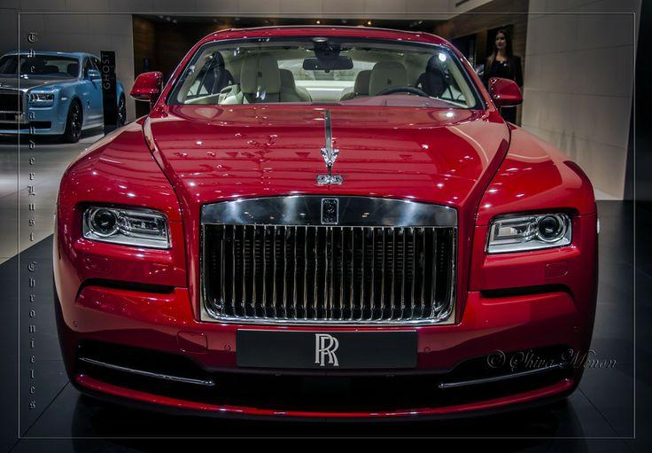 Rolls Royce - Wraith 2014 by Shiva Menon on 500px