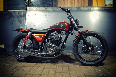 Yamaha Scorpio by Daritz Design: Bike, 21St Attempt, Special Motorcycles, Custom Motorcycles, Attempt 21, Bobber, Cafe Racers