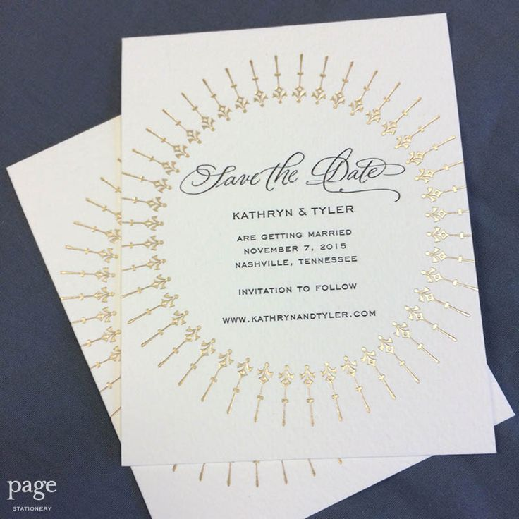 south african traditional wedding invitations samples%0A Mix script and block fonts with gold foil  you really can u    t go