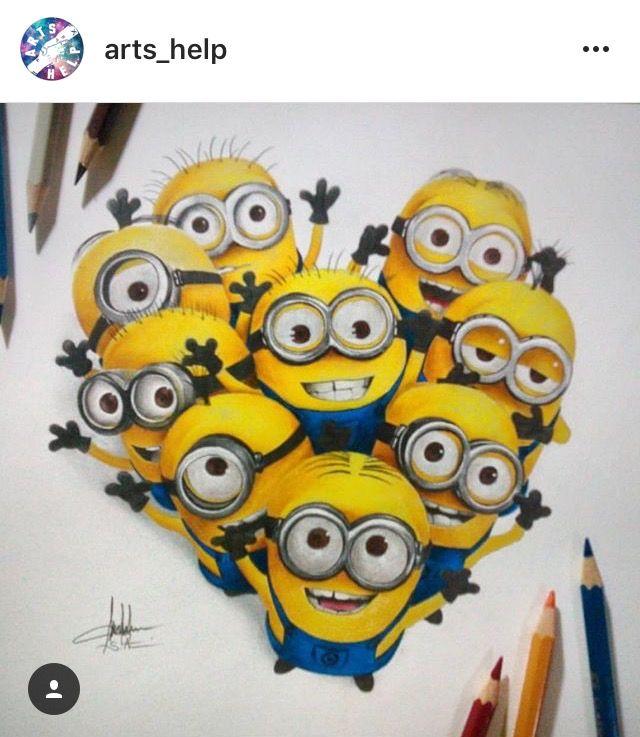 12 mejores imgenes de Minions en Pinterest  Dibujos Chistosos y