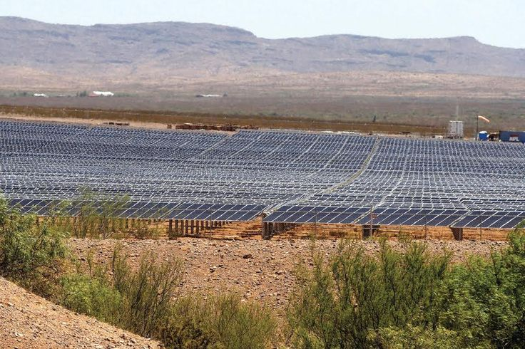 Activan 52 mil celdas solares