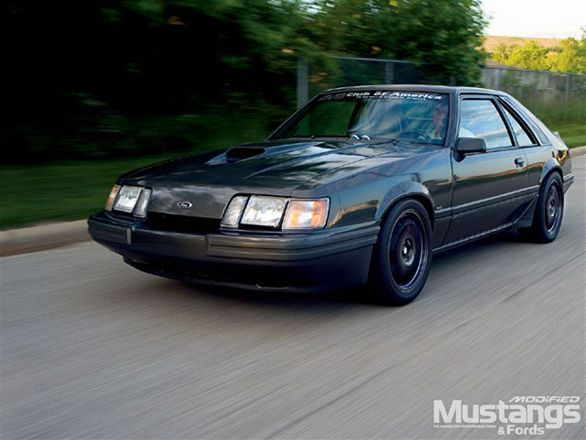 Page 3 - 1986 Mustang SVO - SVO Specifications - Modified Mustangs & Fords Magazine