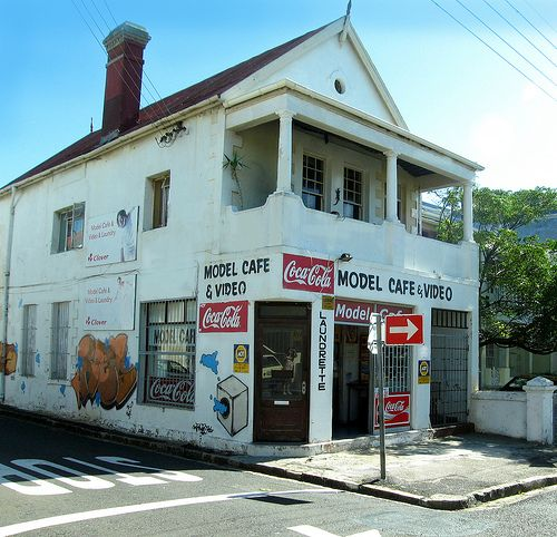 """Observatory Cape Town Model Cafe Lower Wrench road Observatory or """"Obs"""" as the locals call it, is Cape Town's bohemian suburb and lies east of the city center."""