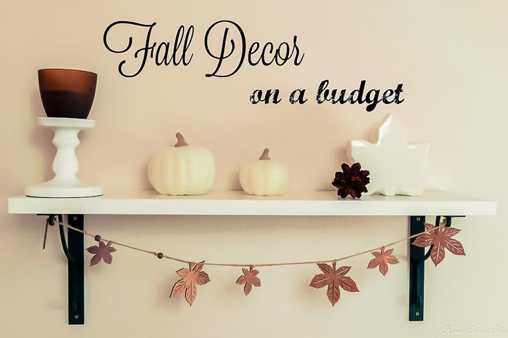 great tips for inexpensive decorating