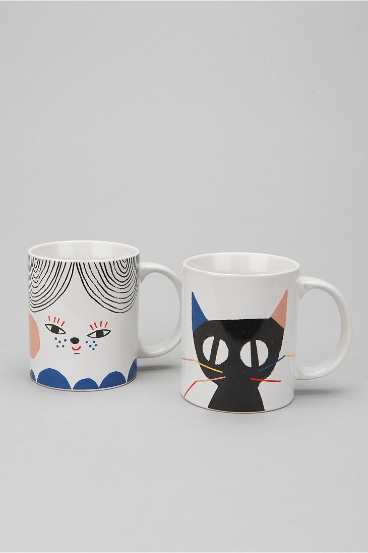 Mugs by Elisabeth Dunker / Fine Little Day