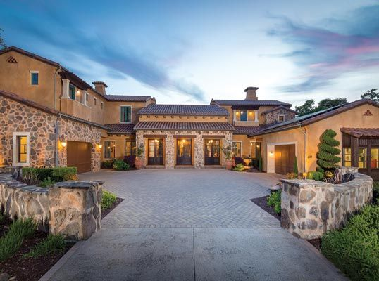 Sacramento | Lake Tahoe Romantic home with gorgeous architecture in Lincoln Listed by: Cheryl Yvette Dibachi​ | The Dibachi Group