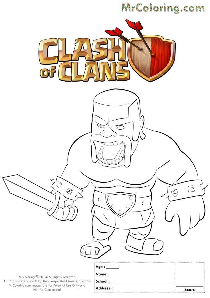 clash of clans all achievements completed