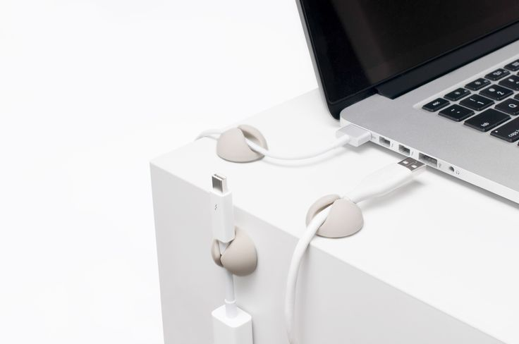 BlueLounge - Cable Drop and Cable Drop Mini Cable Organizer