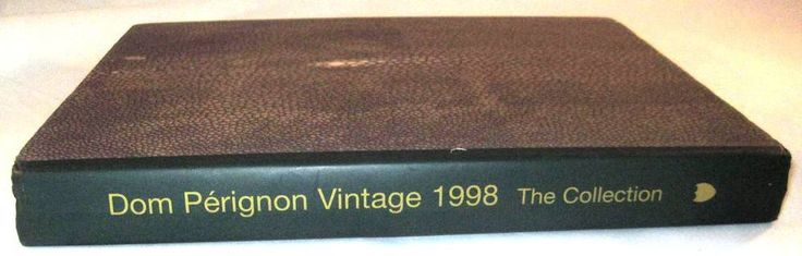 Dom Perignon Vintage 1998 The Collection Neil Perry Tom Aikens British Cookbook.  Available at BooksBySam.com