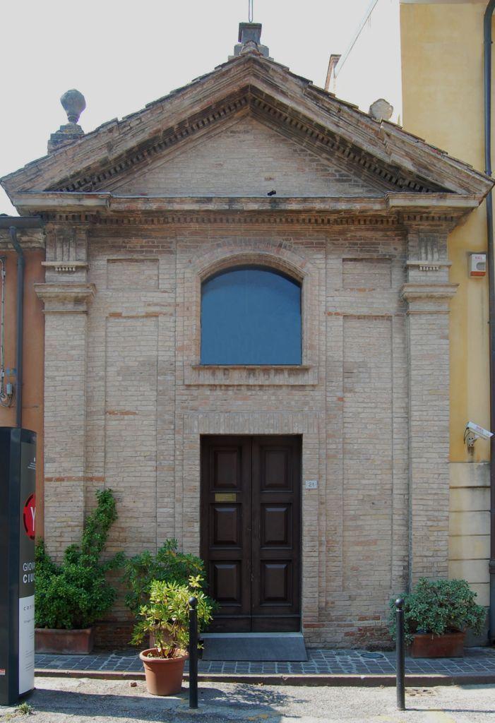 Galleria Santa Croce,via Pascoli,Antica via Flaminia,