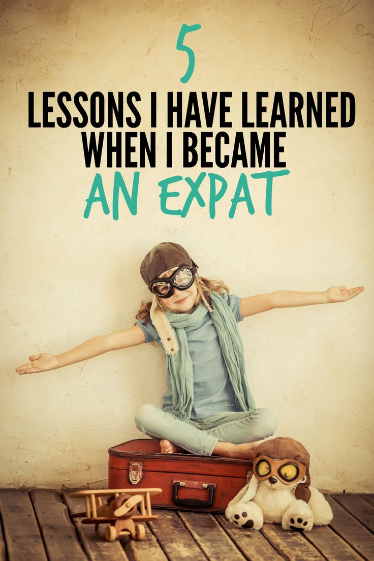 What have you learned while living abroad? #travel @spotahome