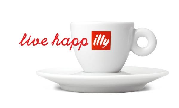 LIVE HAPPilly logo & font by Davide Vismara, via Behance