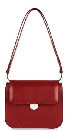 Shop now. Maison Margiela Shoulder bag in calf leather. Conde Nast Traveller Cuba Edit.
