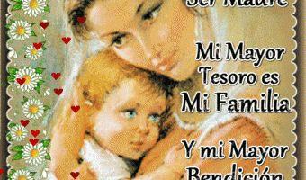Mi Mayor Orgullo ser Madre