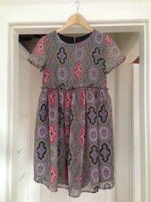 Paisley Maternity dress