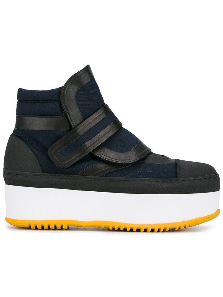 Marni ботинки на платформе