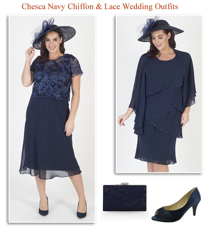 261 best images about mother of the bride outfits on for Navy dress for fall wedding