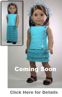 American Girl doll clothes patterns for sale