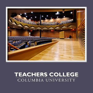 Lectures and Events - Teachers College, Columbia University  ...: Lectures and Events - Teachers College, Columbia… #EducationalLeadership