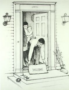 Norman Rockwell, Welcome Mat                                                                                                                                                                                 More