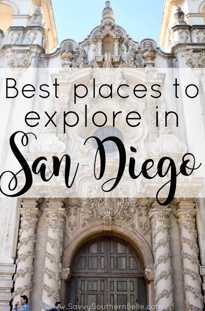 Best Places to explore in San Diego | Things to do in San Diego | Best areas in San Diego Areas |