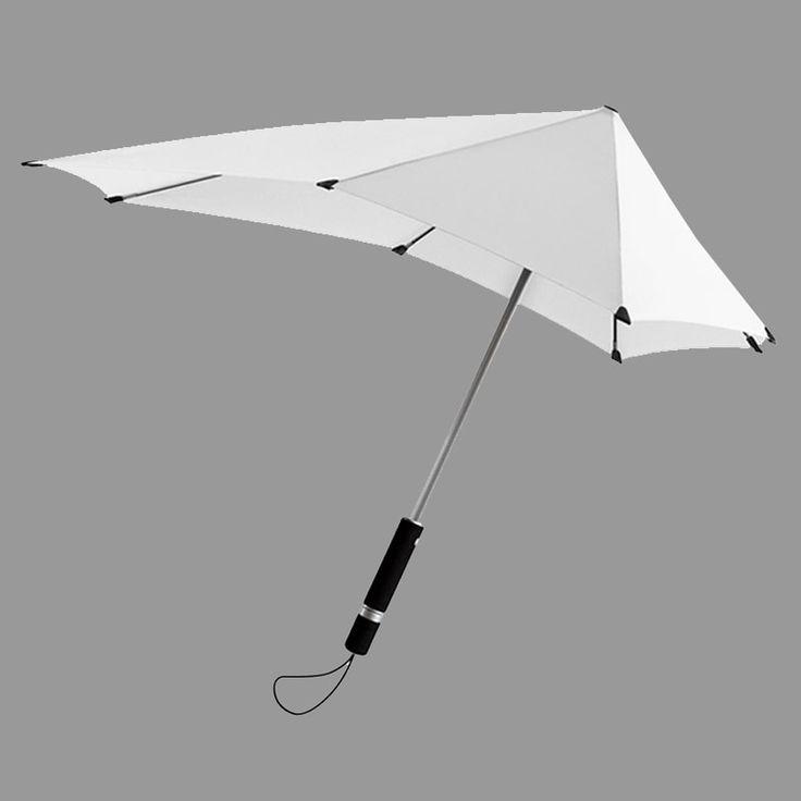 parasole reklamowe senz° original biały – Parasole reklamowe z nadrukiem Senz