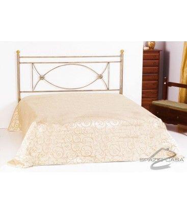 #Testata #letto #ferrobattuto prodotto #artigianale #MadeinItaly a partire da  €129,90