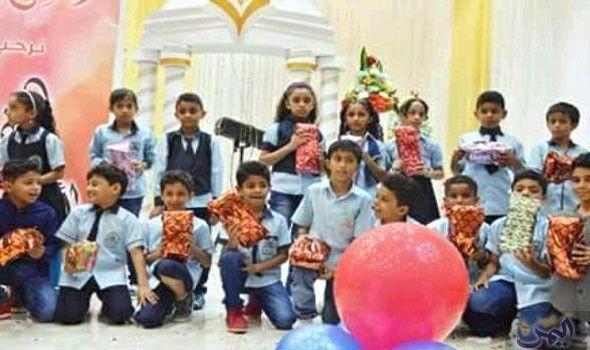 مدرسة السلام الأهلية في عدن تقيم احتفالية لتكريم طلابها الأوائل