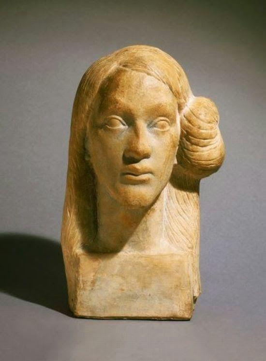 Duchamp-Villon, Raymond - Cubist Sculpture