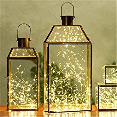 [tps_header]Whether you're planning a wedding that's rustic, glam or something in between, lanterns are a versatile alternative to traditional chandeliers, floral centerpieces and even aisle decor. And they fit right ...