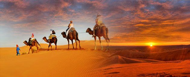 Your #MoroccoCamelTrekking tour includes Kasbahs, orange sand dunes, lush fertile oases, and serrated mountain summits fill the vista. Know more @ http://camelsafaries.jigsy.com/entries/general/how-morocco-camel-trekking-offer-the-trip-of-lifetime-for-a-real-flare-
