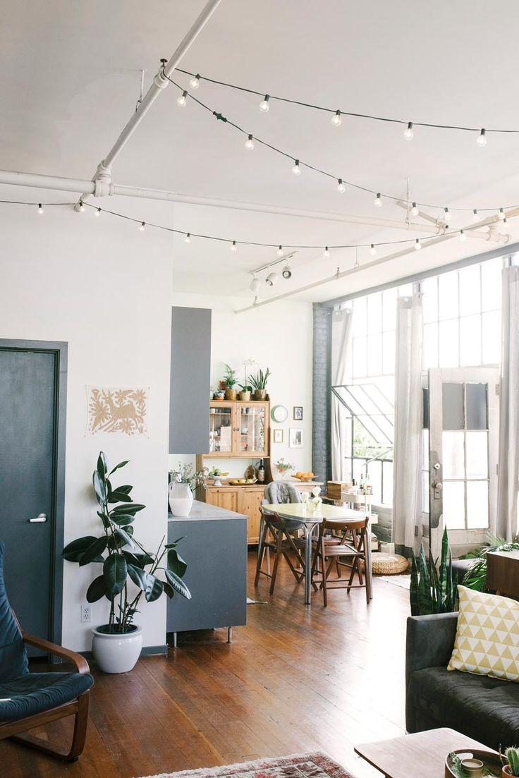 Bohemian Loft California Apartment of Jessica Levitz | Home ...