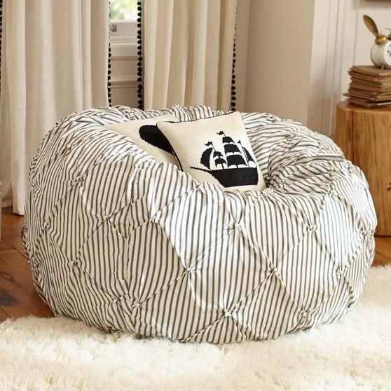 Pb Teen Bean Bag Pbteen Pinterest